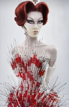 Needle couture