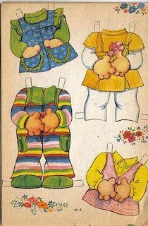 Berta's Clothes