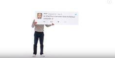 Apple slams PCs in new iPad Pro ad campaign - CNET