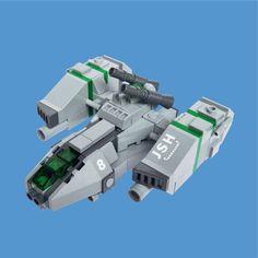 JSH-8 Gunship - 'The Josh'