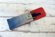 Farmer patentos tolltartó Pen box