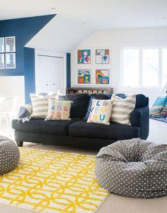 Stunning Basetment Playroom Ideas for Kids (14)
