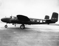 North American B-25 Mitchell bombowiec