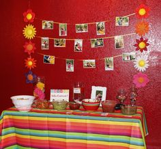 Mexican Themed Bridal Shower