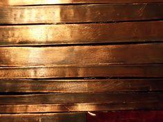 Color Cobre - Copper!!! TEXTURA COBRE by enkartist, via Flickr
