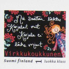 Verkkokoukkunen - VIRKKUKOUKKUNEN - Postimerkit