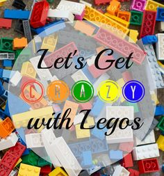 Got any Lego Lovers at your house? These FREE PRINTABLES let you expand the creativity with minifigures! All ages will love the idea of creating their own, personalized minifigure. Perfect for a Lego party, camp, or a rainy afternoon, Let's Get Crazy with Legos - sunshineandhurricanes.com