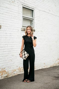 d55abb7cd07 19 Stylish Black Jumpsuit Outfit Ideas Perfect for Every Occasion ...
