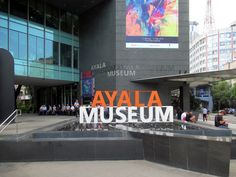 The Ayala Museum in Makati, Metro Manila, the Philippines, has a fabulous pre-Hispanic gold collection. Makati, Manila, Philippines, Broadway Shows, Museum, Gold, Collection, Museums, Yellow