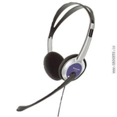 Panasonic Noice Cancelling Headset for PC and Video Game RP-HM211GU-A