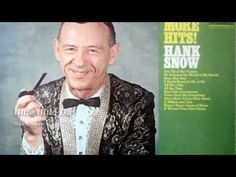 Hank Snow - Blue Blue Day