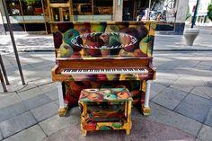 Play Me, I'm Yours #Piano -  Lima, Peru, 2014