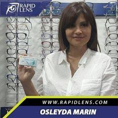 Gracias a @fraankmarin nuestra nueva amiga  @osleyda_marin esta feliz por conseguir  sus #lentesdecontacto  #OpticaRapidlens #SonrisaRapidlens #MejoresPrecios #CCSabanaGrande  #lentesdecontactodesechables #Discon  #disconlatam  0212.7620083 www.rapidlens.com