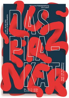 Typeverything.com - Das Luzeren Plakat by Josh...