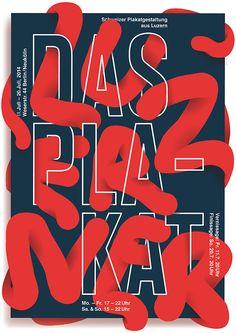 Typeverything.com - Das Luzeren Plakat by Josh...