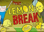 Adventure time Lemon Brake   juegos adventure time - hora de aventura