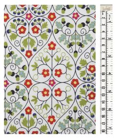Lauren Child fabric for Liberty of London