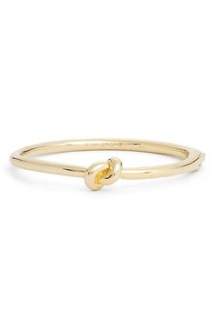 kate spade new york 'sailors knot' bangle available at #Nordstrom