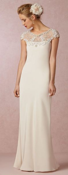 sweet & sophisticated http://www.theperfectpalette.com/2015/03/shop-look-wedding-pretties-by-bhldn.html