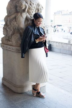 Livin up a notch What To Wear, Midi Skirt, Spring, Skirts, Summer, Outfits, Style, Fashion, Outfit