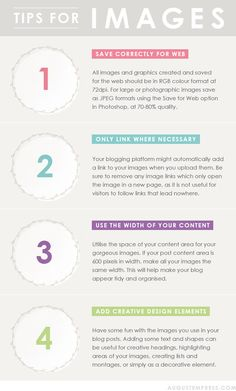Blog Design Tips: Images