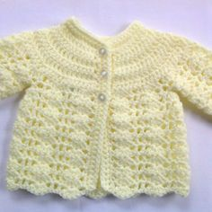 Newborn baby set – Yellow baby coat and boots – Baby shower gift – Crochet baby clothes – Infant crochet set – New baby outfit Set de bebé recién … Crochet Baby Sweater Pattern, Crochet Baby Sweaters, Baby Sweater Patterns, Crochet Coat, Baby Clothes Patterns, Crochet Baby Clothes, Crochet Jacket, Baby Knitting Patterns, Baby Patterns