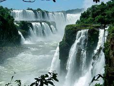 Cataratas del Iguazú, Argentina / Brasil