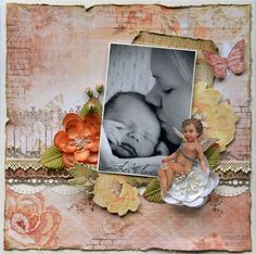 Layout: 'A mothers love'