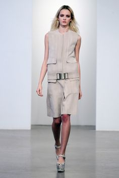 Calvin Klein Collection Resort 2013 Collection Slideshow on Style.com