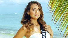 Miss France 2019 : Vaimalama Chaves en couple ? Miss Tahiti, Miss France, Bikinis, Swimwear, Photos, Couples, Celebrities, People, Star