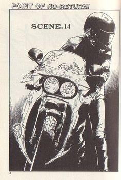 イメージ2 - 第5弾 キリン 東本昌平の画像 - MotoGP-Inf - Yahoo!ブログ