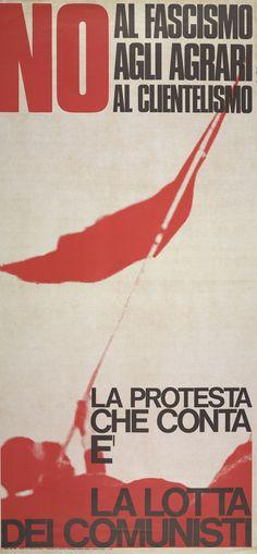 No al fascismo, agli agrari, al clientelismo - la protesta che conta è la lotta dei comunisti