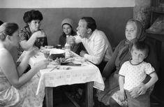Группа ТРИВА — это фотографы Владимир Воробьев, Владимир Соколаев и Александр Трофимов. Пельмени у родственников