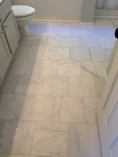 $4/foot white marble from Home Depot