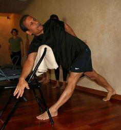 H.S. Arun prop master #Iyengaryoga