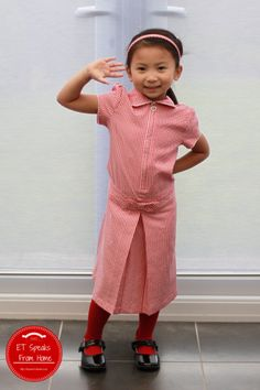 Matalan School Uniform Review - ET Speaks From Home