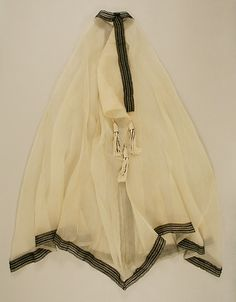 Evening cape | French | The Met