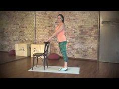 15 perces gyakorlatsor - Almásy Csilla gyógytornász-fizioterapeuta - YouTube