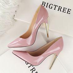 Women Red Bottom Shoes High Heels