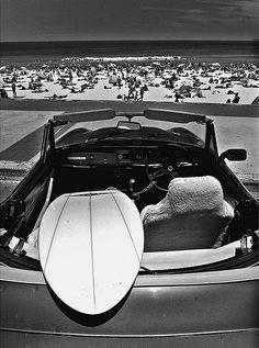 Surf Board by Fabiano Accorsi -Bondi Beach in Sydney, Australia.