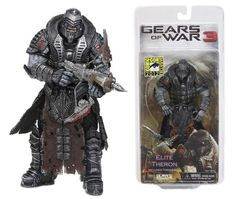 NECA: SDCC Exclusive Gears of War 3 ELITE THERON - Figures.com Forums