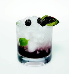 Bulldog Gin Bramble - Kitchen Goddess