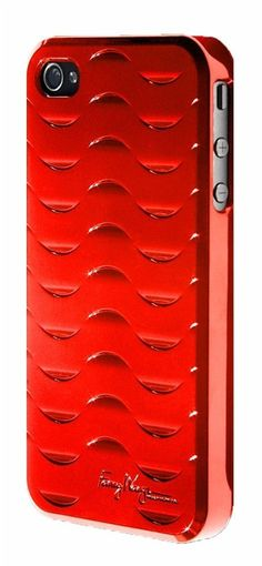 Fanny Wang Headphones Co. Wang Shell Case for Apple iPhone 4 & 4S (AT&T, Verizon, & Sprint), Red, (FW4G-RED). Form-fitting hard case designed specifically to show off the iPhone 4. Lightweight polycarbonate. Fanny Wang iconic design. Designed specifically for the UMTS/GSM (AT&T) iPhone 4.
