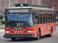 EMTA Bayliner 3 - Tourist trolley - Wikipedia
