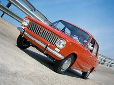 vaz 2101 zhiguli ВАЗ-2101 Жигули 1970–82