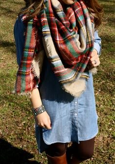 How to wear a scarf. Fun and cute ideas!