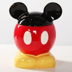 Mickey Cookie Jar