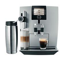 Comenzar el día con el mejor café es importante, y JURA lo sabe. Sus exclusivos sistemas muelen el café al momento! LCi #InspiringGoodLiving