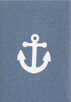 Anchor Wall Decal  Wall Decal or Car Decal by SpecialCuts on Etsy, $4.00