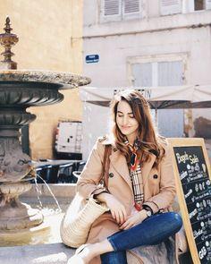Enjoying the sun in Provence Enjoying The Sun, Vienna, Provence, France, Instagram Posts, Photography, Fashion, Fotografie, Moda